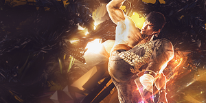 Lee Chaolan from Tekken by Wth-Iz-This