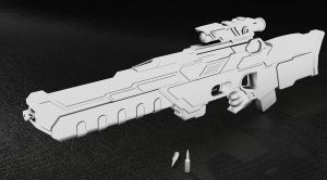 VS-26 Coyote Redesign 3D WIP by o--Xypher--o