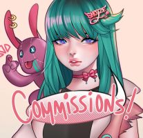 New Commission Info by Shotze