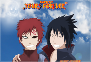 Yours Forever by Sapphiresenthiss