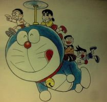 Doraemon by Book-No00