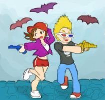 Zombies ate my snes by invasor-espacial