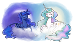 Night and Day by King-Kakapo