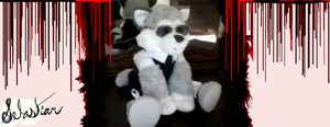 Sebastian: My first and only Build-a-Bear by TheMajicalBean