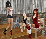 Kidnapped girls by ValeriaY
