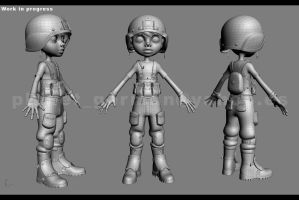 character wip 0 by german01