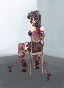 In a chair by root001