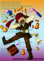 Peanuts and Rum---POTC by cherrypie7