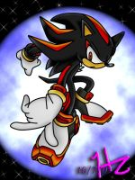 Shadow the Hedgehog by MistressHaroula