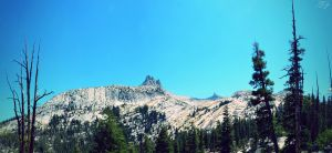 Cathedral Peak by mightystag