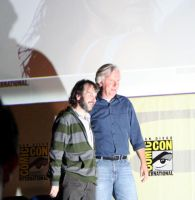 Peter Jackson - James Cameron by AinuLaire