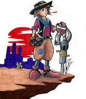 Red Dead Sora by Sea-Salt