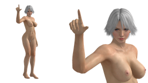 Christie (Dead Or Alive 5) Full Nude Mod (Updated) by cunihinx