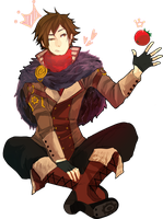 ToT:Prequest by kinjiru006
