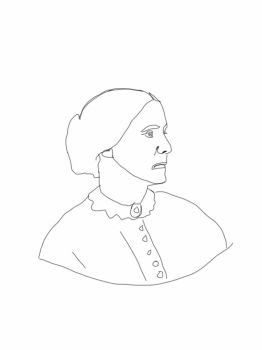Susan.B.Anthony by HelloDDgirl