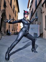 Catwoman - Dc by CristalCosplay