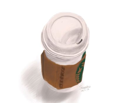 Paper cup by Nestall