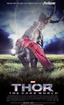 Thor: The Dark World Poster by DiamondDesignHD