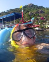 Snorkel the Reef by melemel
