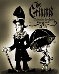 'The Grimms' Character Concept Sketch by Bradshavius