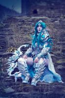 Tyrande Cosplay by emilyrosa