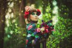 Forest Fairy by gusevaphoto
