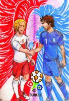 Poland vs Greece EURO 2012 by Paluszki-kun