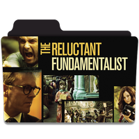 The Reluctant Fundamentalist Folder Icon by efest