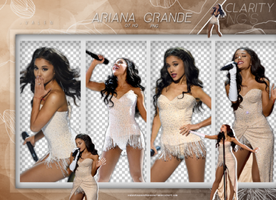 Pack png 980: Ariana Grande by Clarity-pngs