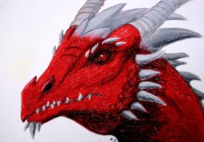 Smaug the Mighty by Becky0109