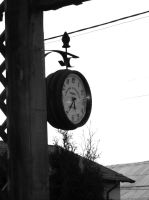 What time is it? by AnnaConstantinescu