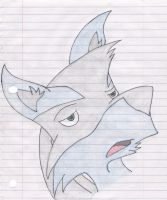 Different style lucario 4 by ToaEnemis