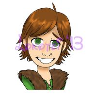 Graphic Design - Hiccup - 2013 by Lokotei