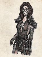 the huntress by moveupstairs