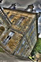 Old house HDR by BioHazardSystem