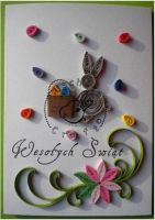 Quilling - card 50 by Eti-chan