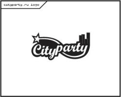CityParty logo v.2 by nesto