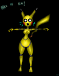 Pikatronic OH HI THERE ! by Loyther