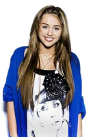 Miley Cyrus png by Martiih