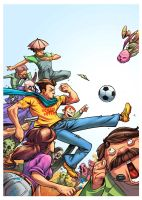 11xsoccer col by ChristianNauck