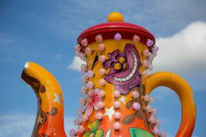 Easter show 2013-Teapot by montygm