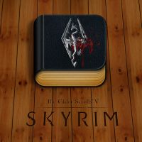 The Elder Scrolls V: Skyrim icon by Hardgamerpt