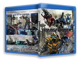Transformers 3:DOTM by Torch85