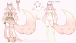 Adopt Auction - Cute Demon Girl (CLOSED) by SweetKonata