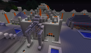Stoneport - Lava Works by TheKagestar