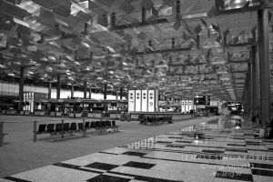 Changi Aiport T3 (Empty Singapore) by afterfxpro