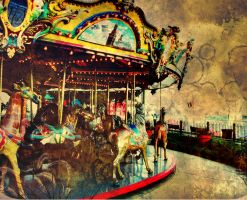 Merry-Go-Round by xfallinghearts