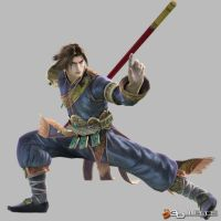 Kilik's Bio for Soul Calibur X Tekken by Stylistic86