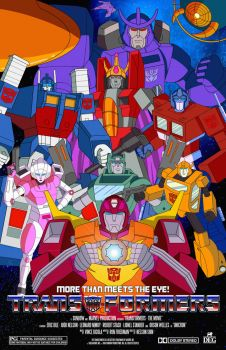 Transformers: The Movie by asylum-studios