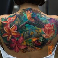 backpiece by black-3G-raven